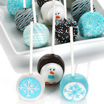 Winter Truffle Cake Stix Gift Box
