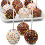 Party Sprinkles Truffle Cake Stix Gift Box