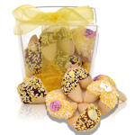 Easter Fortune Cookies Take Out Pail