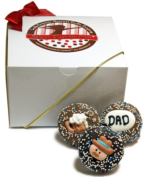 Father's Day Box of Chocolate Covered Oreos imagerjs
