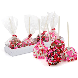 Heart Sprinkle Brownie Stix Gift Box imagerjs