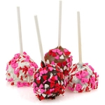 Heart Sprinkle Brownie Stix Favors