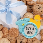 Baby Boy Gourmet Cookie Gift Box