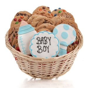 Baby Cookie Baskets