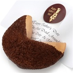Giant Milk Chocolate Fortune Cookie