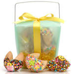 Birthday Fortune Cookies Pail