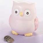 Little Pink Owl Bank Gift