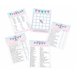 Gender Reveal Baby Shower Games