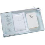 Keepsake Covered Baby Bible