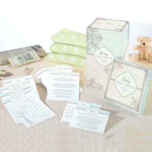 Baby's Time Capsule Gift Set imagerjs