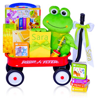 Leap Into Reading Baby Einstein Welcome Wagon
