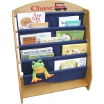 Personalized Pocket Book Rack