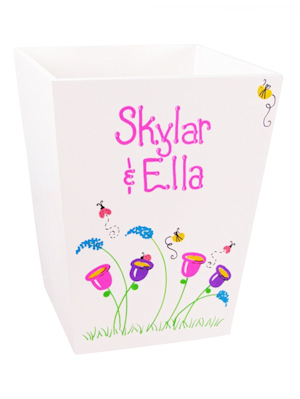 Personalized Wastebasket imagerjs