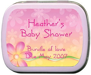 Retro Daisy Bundle of Love Baby Shower Favors imagerjs
