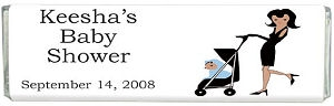 African American Woman & Stroller Bar data-pin-no-hover=
