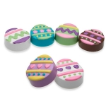 Chocolate Molded Oreo Easter Cookie Favors
