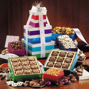 Best of the Best Gourmet Gift Tower imagerjs