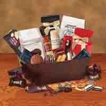 Imperial Feast Corporate Logo Gift Basket