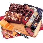 Maple Ridge Party Gift with Logo Cheese Board