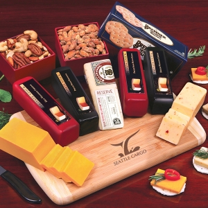 Deluxe Cheese Sampler imagerjs