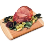Spiral Sliced Boneless Honey Ham (Includes Board)