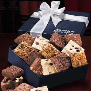 Corporate Logo Brownie Gift Box imagerjs