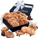 Gourmet Cookie Assortment - Navy Gift Box