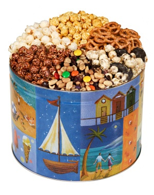 Summertime Goodie Tin image