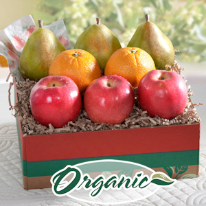 Organic California Fruit Trio imagerjs