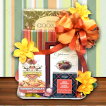 Book and Dessert Gift Set