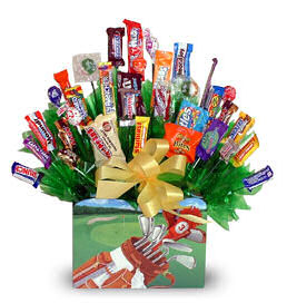 18th Hole Bouquet image