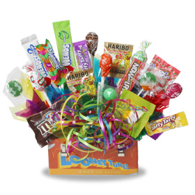 Looney Tunes Lunch Box Bouquet image