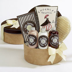 Chocolate Lovers Spa Gift Set data-pin-no-hover=