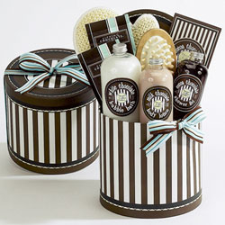 Chocolate Bath & Body Gift Set image