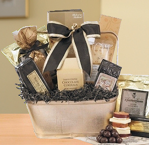 Signature Touch Gift Basket image