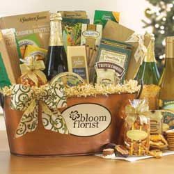 Personalized First Rate Gourmet Gift Sampler image