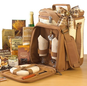 Gourmet Picnic To Go Gift Tote imagerjs