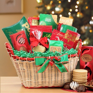 Tidings of Joy Gift Basket image