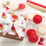 Mrs. Fields Holiday Circles Cookie Box