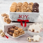 Mrs. Fields Joy Combo Cookie and Brownie Basket