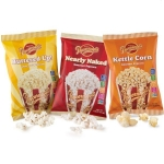 Popcornopolis Gourmet Popcorn Single Serving Variety Pack