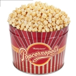 Popcornopolis Gourmet Kettle Corn 2 Gallon Tin