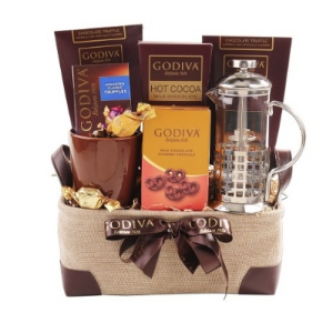 Autonomy Spa Gift Basket data-pin-no-hover=