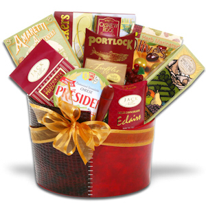 Say Everything Gourmet Gift Basket imagerjs
