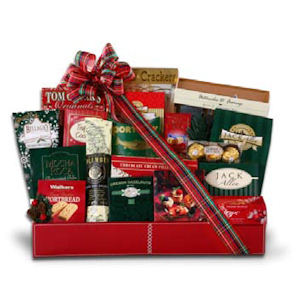 Ultimate Holiday Gourmet Gift Basket imagerjs