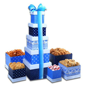 Grand Holiday Gift Tower imagerjs