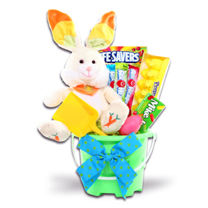 Bunny Treats Easter Pail imagerjs