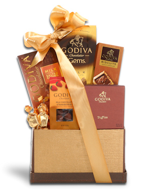 Godiva Chocolate Photo Box Gift imagerjs