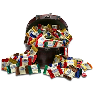 Ghirardelli Holiday Treasure Chest imagerjs