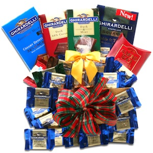 Ghirardelli Chocolate Holiday Sampler imagerjs